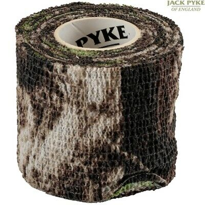 £10.50 • Buy Jack Pyke 3d Stealth Tape Evo Camo Concealment Rifle Gun Wrap Hunting Shooting
