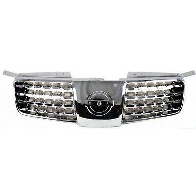 $46.95 • Buy Grille For 2004-2006 Nissan Maxima Chrome Plastic