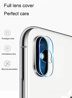 Back Camera Lens SOFT Tempered Glass Screen Protector  For IPhone XS MAX And XR • 2.69£