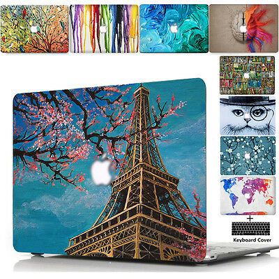 $20.99 • Buy Hard Case+Silicone Keypad Cover For 2016-2018 Apple Macbook Pro/Air 11  13  15