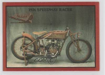 $1.38 • Buy 1993 Indian Motorcycle Trading Cards Series 2 1926 Speedway Racer #4 0t0