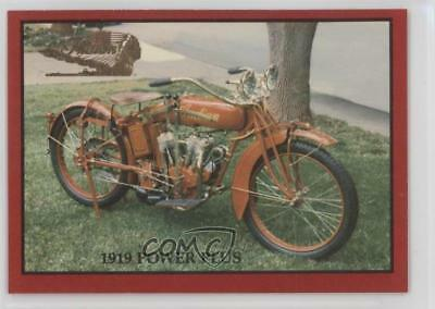 $1.38 • Buy 1993 Indian Motorcycle Trading Cards Series 2 1919 Power Plus #19 0t0