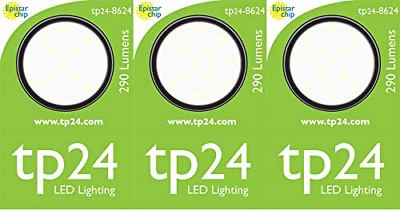 £28.23 • Buy 8624 3.5W G40 SMD LED Round Frosted * 3 Pack Bundle*