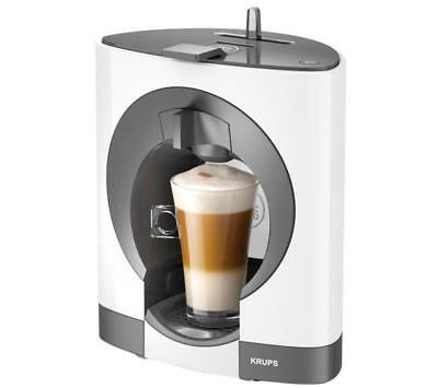 $208.27 • Buy Nescafe Dolce Gusto Oblo White Krups Kp110140 Coffee Machine Maker FAST FREE P&P