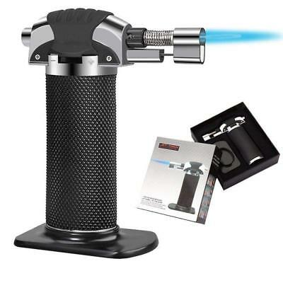 Kitchen Blow Torch (with A Stand) BUTANE GAS MINI MICRO WIRELESS COOK SOLDERING  • 14.95£