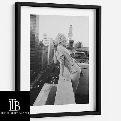 £19.99 • Buy Marilyn Monroe Picture Print Wall Art Size A3 A4 With No Frame For Home Decor 15