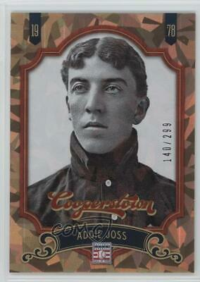 $4.84 • Buy 2012 Panini Cooperstown Crystal Collection /299 Addie Joss #105 HOF
