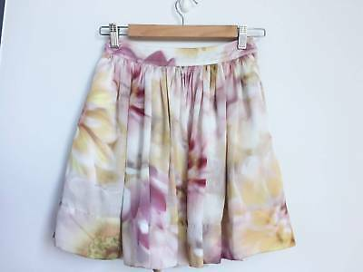 AU35 • Buy Womens Clothing Forever New Floral Skirt Size 6