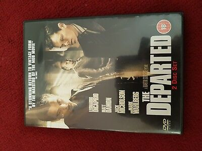 £1.20 • Buy The Departed (DVD, 2007, 2-Disc Set)