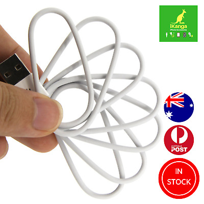 AU4.99 • Buy Lightning Charging Charger Cable Data Cord 1M USB For Genuine Apple IPhone IPad