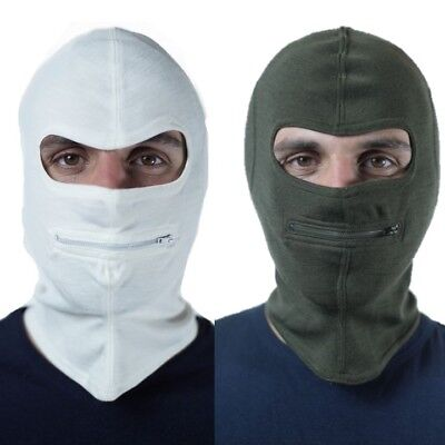 £6.99 • Buy Brand New Italian Army Balaclava Cold Weather Face Disguise Headwear Military