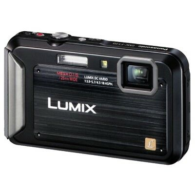 AU99 • Buy Panasonic Lumix DMC-FT20 Waterproof Camera - Black