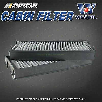 AU56.65 • Buy Wesfil Cabin Filter For BMW X5 X6 F15 E70 F16 E71 4 6 Cyl Refer RCA305C