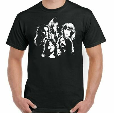 £10.49 • Buy Pink Floyd T-Shirt Montage Mens Music Roger Waters Dave Gilmour Vinyl Guitar