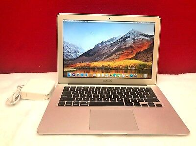 "View Details 13"" Apple MacBook Air TURBO BOOST I5 128GB SSD OSx-2017 2.7ghz - 3 YEAR WARRANTY • 525.00$"