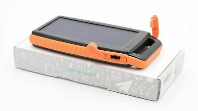AU147 • Buy RAVPower Solar Charger 15000mAh Outdoor Portable Charger Solar Power Bank