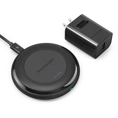 AU162 • Buy Fast Wireless Charger RAVPower Qi-Certified 7.5W Compatible IPhone Xs MAX/XR/XS/