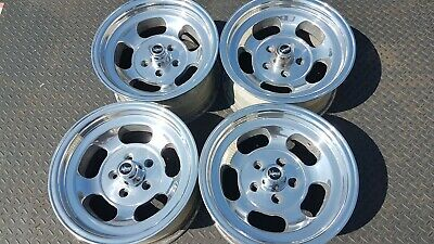 AU895 • Buy ROH Jellybean 14 X 7 Suit Holden HD HR HK HT HG Torana Polished New Nuts/caps