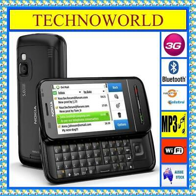 £95.21 • Buy Unlocked Nokia C6+3g+full Qwerty Keypad+touch Screen Mobile+ms Office+gps+wifi