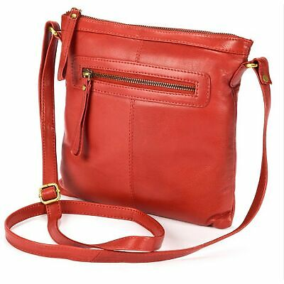 Eastern Counties Leather - Zara - Borsa A Tracolla - Donna (EL293) • 37.90 ee3fd67d811