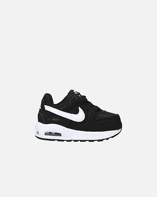 best service 4dd9f 16ed9 Zapatillas Nike 844348-011 Air Max Command Flex Td Negro blanco blanco Mode