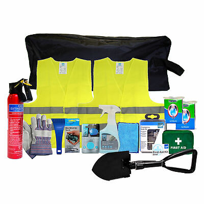 £27.99 • Buy Winter Essential Kit For Car Van Motorhome- Free Next Day Delivery GOLD KIT