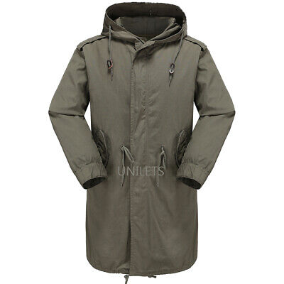 $89 • Buy M51 Fishtail Parka Coat And M51 Parka Jacket With Acrylic Pile Liner