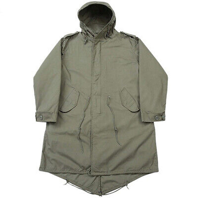 $89 • Buy  M51 Field Jacket  Hooded Parka Coat With  Quilted Liner ( Olive Green, Black)