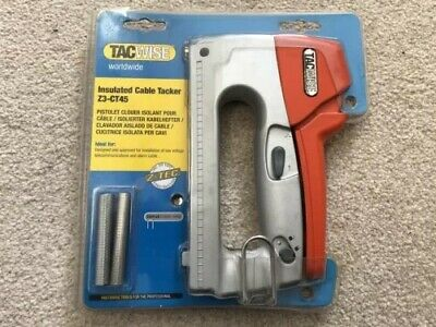 £25 • Buy Tacwise Cable Tacker Brand New