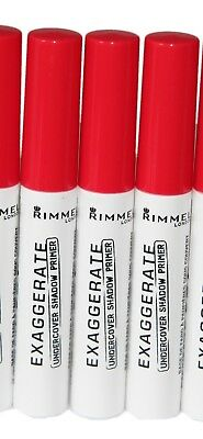 £4.99 • Buy 2 X Rimmel Exaggerate Undercover Shadow Primer | RRP £10|