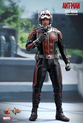 $ CDN500 • Buy Hot Toys MMS308 Ant Man Scott Lang 1/6 Action Figure Marvel Movie Masterpiece