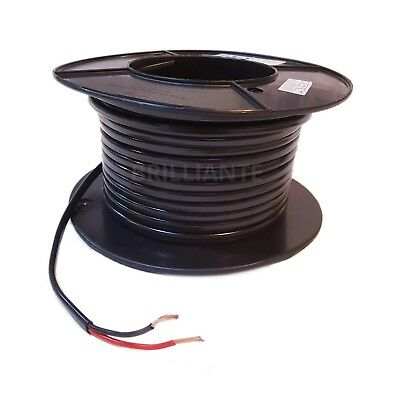 AU18.80 • Buy TWIN CORE 3mm 10M WIRE CABLE 16A CARAVAN TRAILER AUTOMOTIVE 12V 2 SHEATH AUSSIE