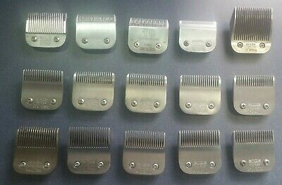 ANDIS USED Pet Grooming Blade Fit Many Oster,Wahl,Laube AG/BG/A5 Clippers • 25$