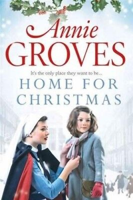 Home For Christmas, Annie Groves, Very Good Book • 4.24£