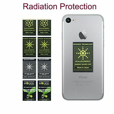 5x Anti Radiation Chip Shield Laptop Phone Protect Sticker Cellphone Stickers • 7.06£