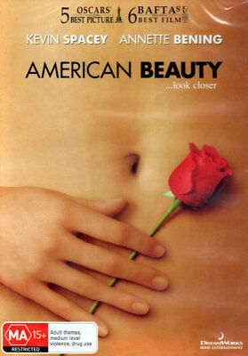 AU11.55 • Buy American Beauty - Kevin Spacey, Annette Bening - New Sealed DVD
