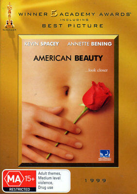 AU5.35 • Buy American Beauty - Kevin Spacey, Annette Bening - DVD