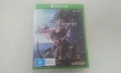 AU65.99 • Buy Monster Hunter World Xbox One Game (NEW)