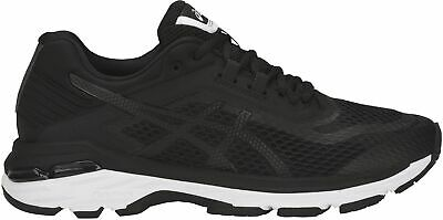 Asics GT 2000 6 Womens Running Shoes Black Sports Support Trainers Over Pronator • 74.89£