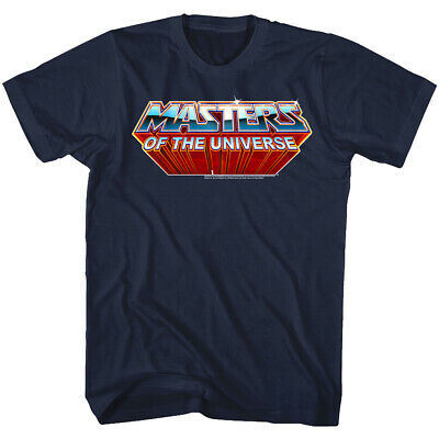 $21.24 • Buy OFFICIAL Masters Of The Universe Logo Men's T Shirt He-Man
