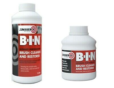 £20.99 • Buy 500ml / 1L Multi-Surface Brush Cleaner And Restorer Removes Shellac Varnish NEw
