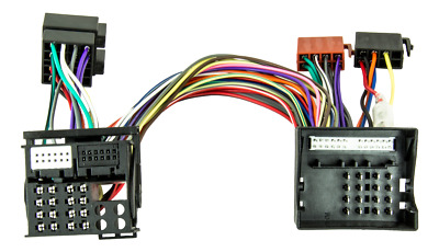 Match Ford Fusion Radio Adapter Cable PP-AC 91a • 33.49£