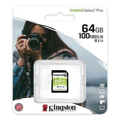 64GB Memory SD HC Card For Nikon Coolpix P900 Digital Camera • 13.99£