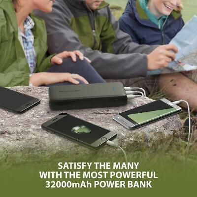 AU200 • Buy RAVPower 32000mAh Portable Charger 6A Output Power Bank External Battery Pack