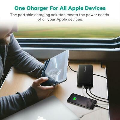 AU200 • Buy RAVPower 26800mAh Portable Charger With 30W Type-C Port USB-C PD Model RP-PB058