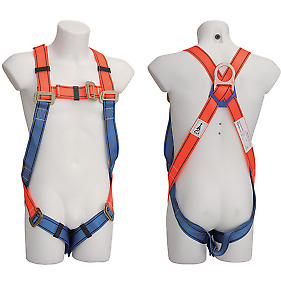 PTI Safety Harness Fall Restraint Protection For Scaffolders Construction • 19.99£
