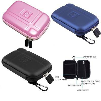 £7.26 • Buy 5  Hard Shell Travel Carrying GPS Case Cover For 5inch Garmin Nuvi GPS Universal