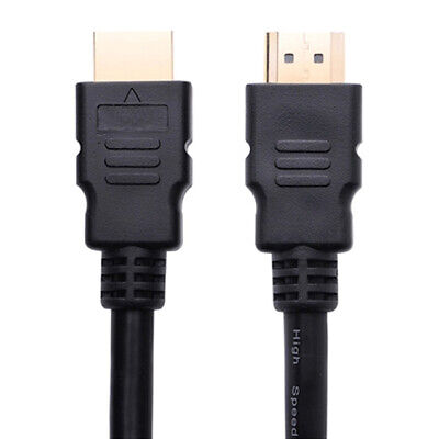 $ CDN27.92 • Buy 4K HDMI Cable Ver 2.0 2160P Wire Gold Plated Ethernet 3D For HDTV 50Ft 50F 15M