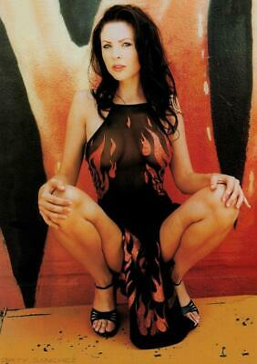 $ CDN8.76 • Buy Christa Campbell 8x10 Photo Picture Very Nice Fast Free Shipping #21
