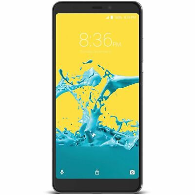 $149.99 • Buy ZTE Blade Max 2s - Unlocked - 6  High Definition Plus Screen - NEW